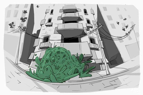 انیمیشن «شایعه» آماده نمایش شد/ هیولایی که جهان را گرفت