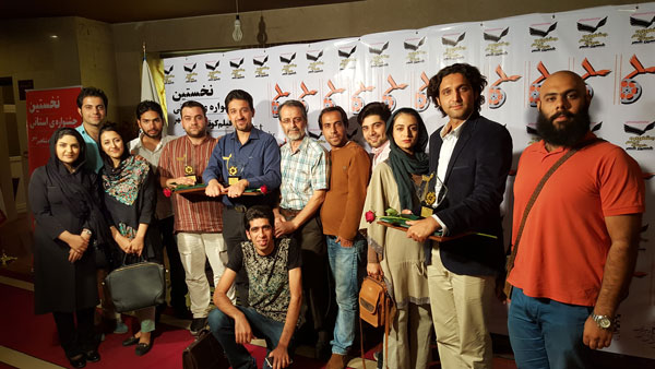 شاهین های طلائی بر دوش فیلمسازان انجمن سینمای جوانان کاشان