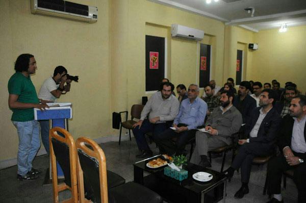 حضور استاندار خوزستان در انجمن سینمای جوانان اهواز