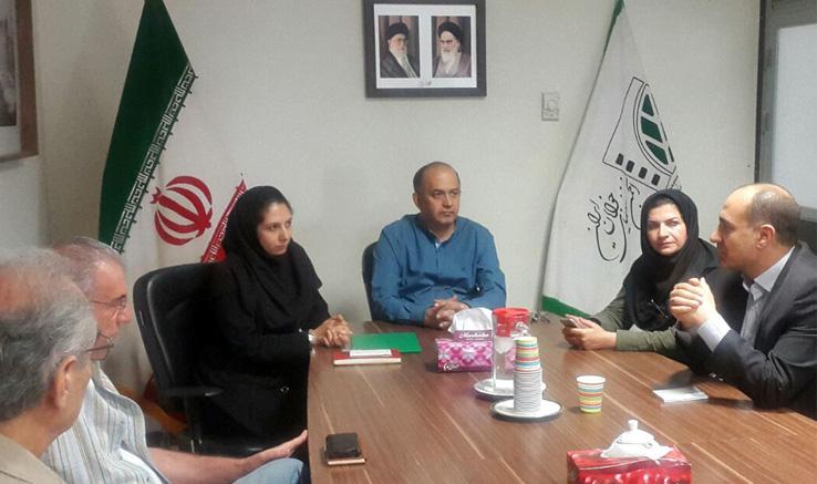 فرنوش حبیبنژاد سرپرست روابط عمومی انجمن سینمای جوانان ایران شد