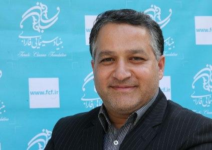علیرضا تابش : فارابی همواره پشتیبان سینمای ملی است