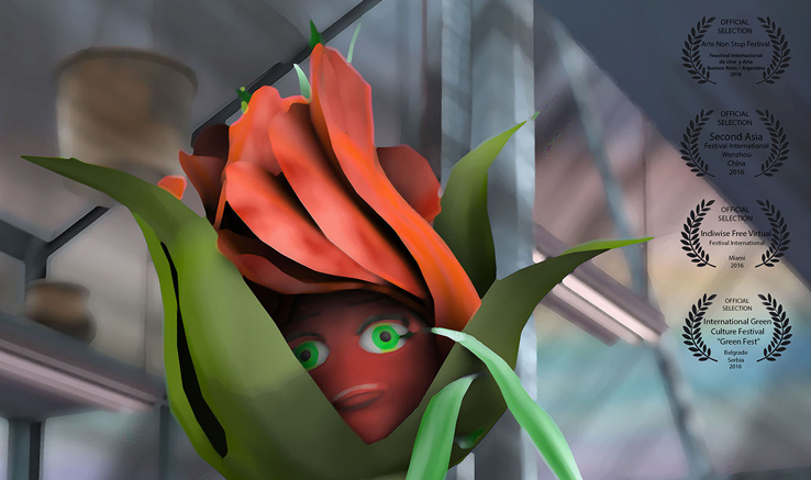 انیمیشن سهبعدی ۱۲ در جشنواره بلگراد
