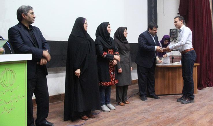 اختتامیه هفته فیلم و عکس در بوشهر