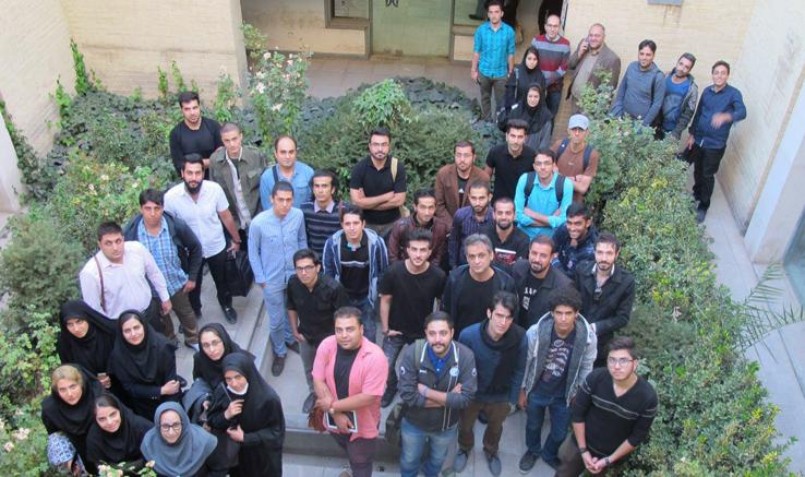 فیلمسازی ۹۵ در اصفهان