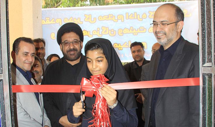 با حضور فرید فرخنده کیش؛ دفتر نمایندگی انجمن سینمای جوانان در میناب افتتاح شد