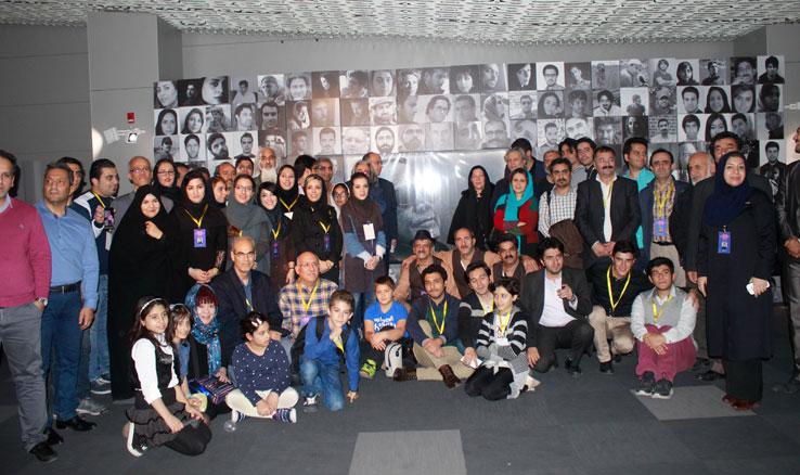 گزارش تصویری چهارمین روز سی و سومین جشنواره بین المللی فیلم کوتاه تهران