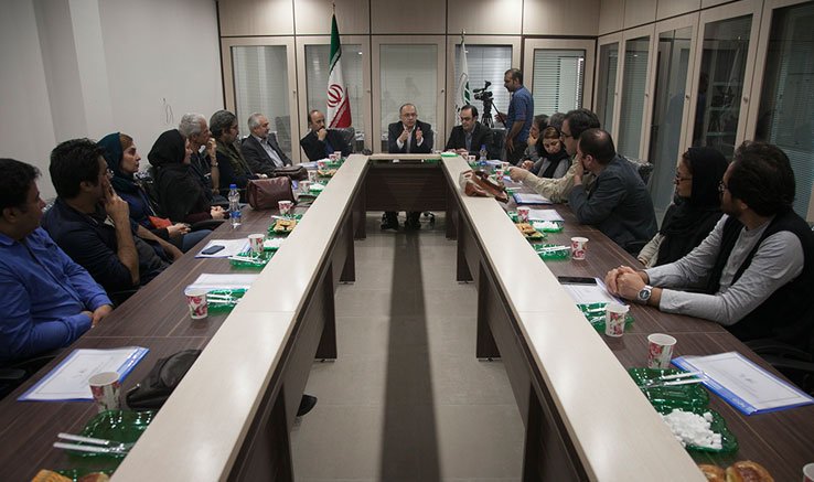 معرفی داوران بخش استعدادیابی جشنواره فیلم کوتاه تهران