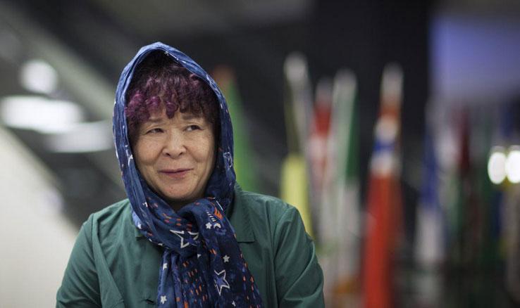 دبیر جشنواره هیروشیما در جشنواره فیلم کوتاه تهران