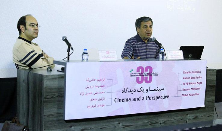 محمدعلی حسیننژاد در نشست «سینما و یک دیدگاه»: سینمای کشور به جای عرضه محوری تولیدمحور است