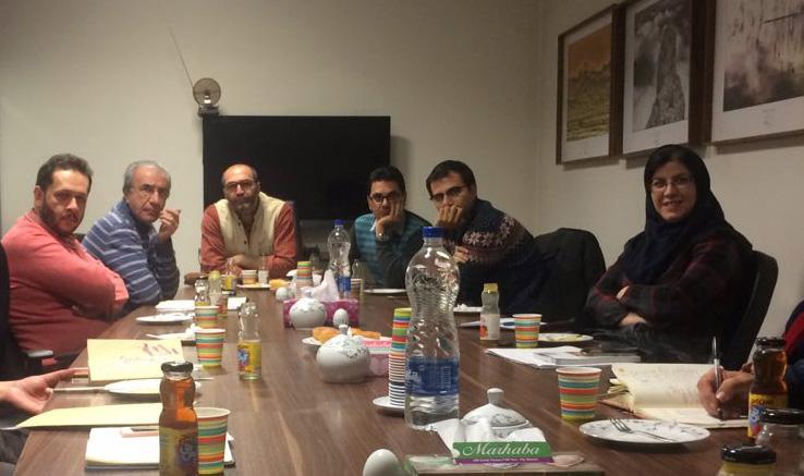 آیین تقدیر از هیات مشاوران انتخاب جشنواره بینالمللی فیلم کوتاه تهران