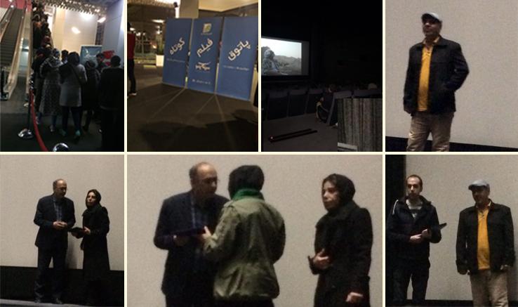 در افتتاحیه فاز سوم پاتوق سینما آینده: قهرمانیفر با دغدغه راهاندازی سینمای ۴D از میان ما رفت