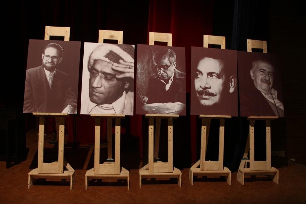 تولید پنج فیلم بمناسبت نکوداشت مفاخر فرهنگی در دفتر بوشهر