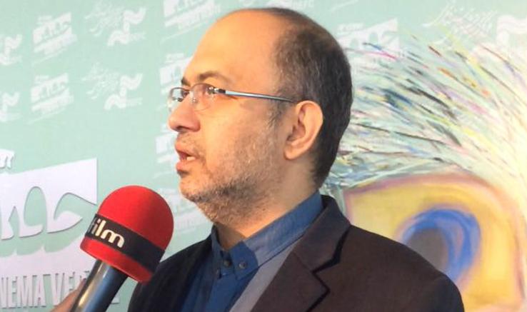فرید فرخندهکیش در مراسم افتتاحیه جشنواره سینماحقیقت: ماندگارترین بخش سینمای ما حوزه مستند است