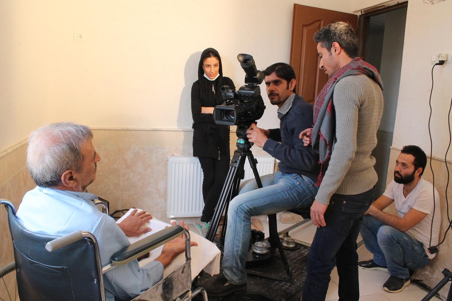 تولید «خبرخوش» در انجمن سینمای جوانان کاشان
