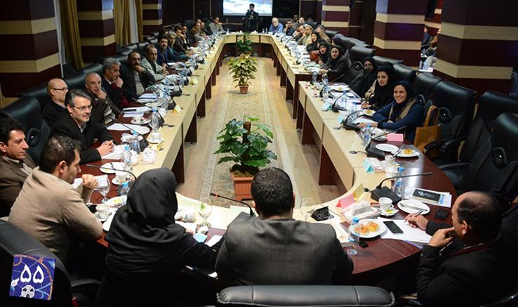 گزارش تصویری از دومین روز برگزاری پنجاه و پنجمین جشنواره منطقهای سینمای جوان – بینالود