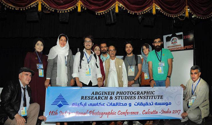 حضور عکاسان مشهدی در یازدهمین کنفرانس بینالمللی عکاسی هند