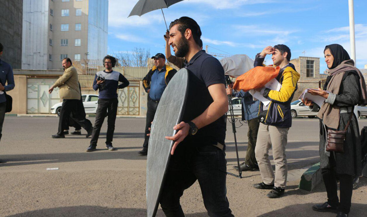پایان تصویربرداری «صدای سخن عشق» در زنجان