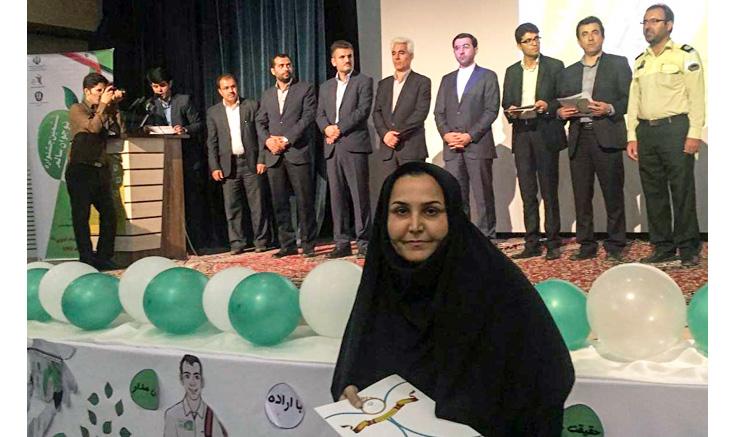 فیلمسازسینمای جوان تنگستان مقام دوم جشنواره استانی بوشهر را از آن خود کرد