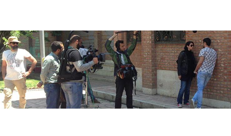 پایان فیلمبرداری فیلم کوتاه «لابیرنت»