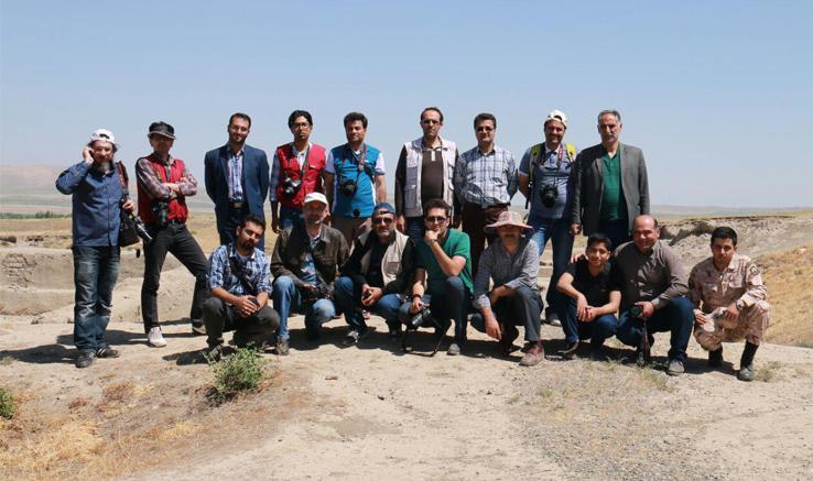 برگزاری تورعکاسی مشترک انجمن سینمای جوانان ارومیه وبسیج هنرمندان نقده