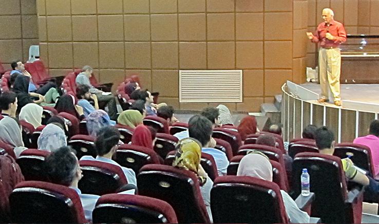 دومین جلسه کارگاه دکتر الستی در دفتر تهران برگزارشد