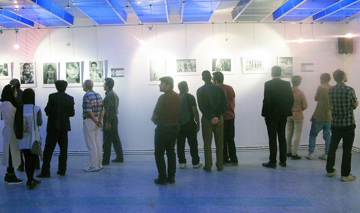 نمایشگاه عکس«فریم» در شاهرود