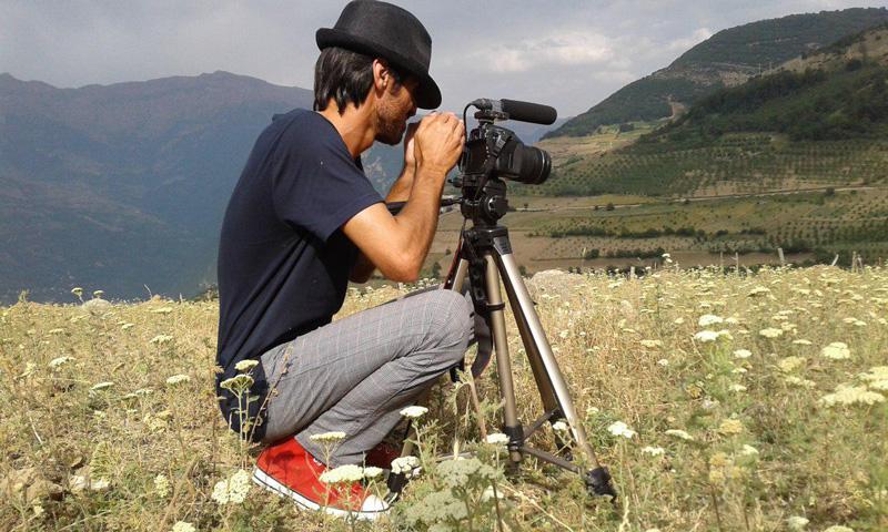 ساخت فیلم کوتاه «سماموس» در لاهیجان