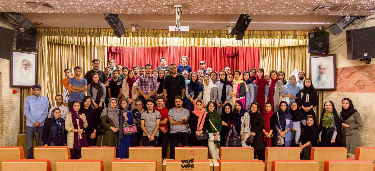 روزهای پرکار کانون عکس انجمن سینمای جوانان اصفهان
