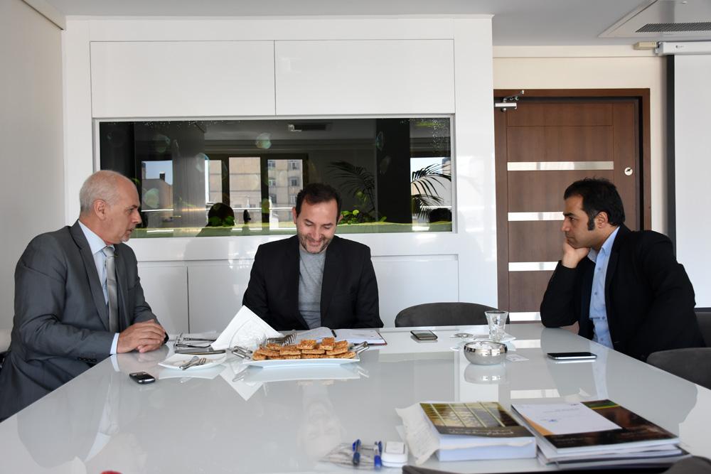 برگزاری نشست همکاری فرهنگی با سفارت بوسنی