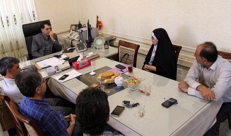 بازدید مدیر امور جشنوارههای انجمن از کرمانشاه/ مراحل اجرایی جشنواره شبدیز رسما کلید خورد
