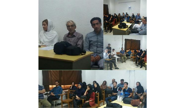 برگزاری کارگاه عکاسی در رودبار