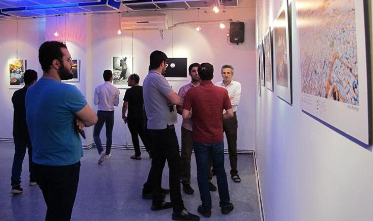 دومین نمایشگاه عکس «فریم» در شاهرود افتتاح شد