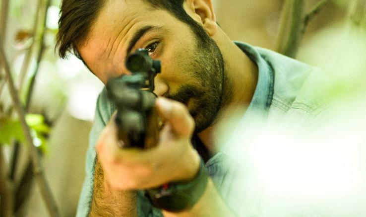 شکارچیان ،بدون شکار در شیراز