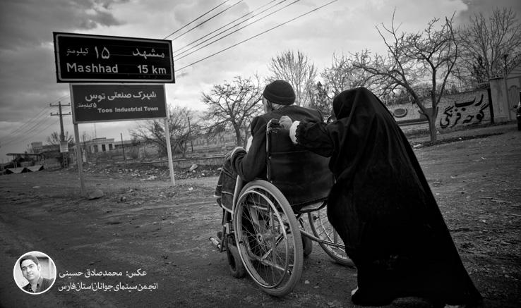 درخشش عکاس شیرازی در جشنواره ملی «جلوههای فرهنگ رضوی»