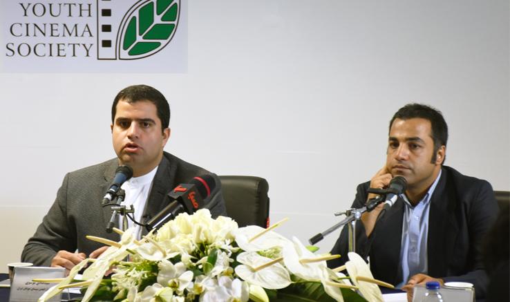 مدیرعامل انجمن سینمای جوانان در نشست خبری مطرح کرد: بدنبال افزایش سهم ایران در بازار فیلم منطقه و جهان هستیم