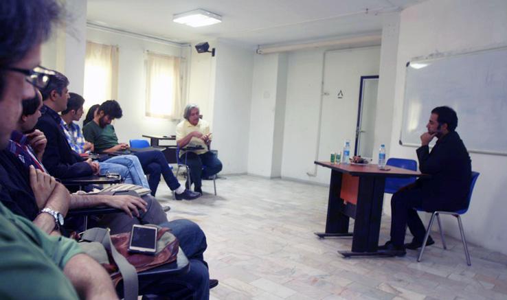 آرش عباسی در دیدار از دفتر همدان مطرح کرد: آموزش و تولید «استادمحور» در دستور کار انجمن