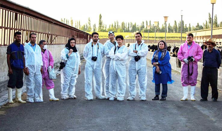 تورتخصصی جشنواره «بیطار» در زنجان