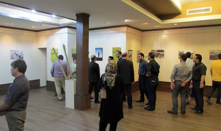 برگزاری نمایشگاه عکس برنج در لاهیجان