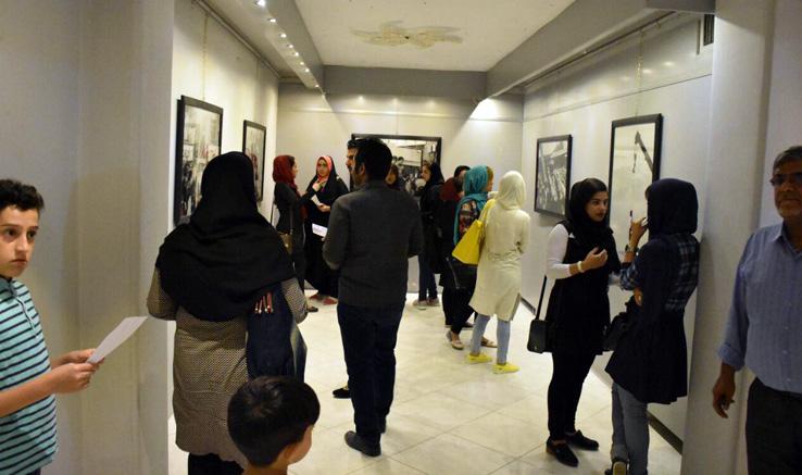 برگزاری نمایشگاه عکس «ملاء عام» در نیشابور