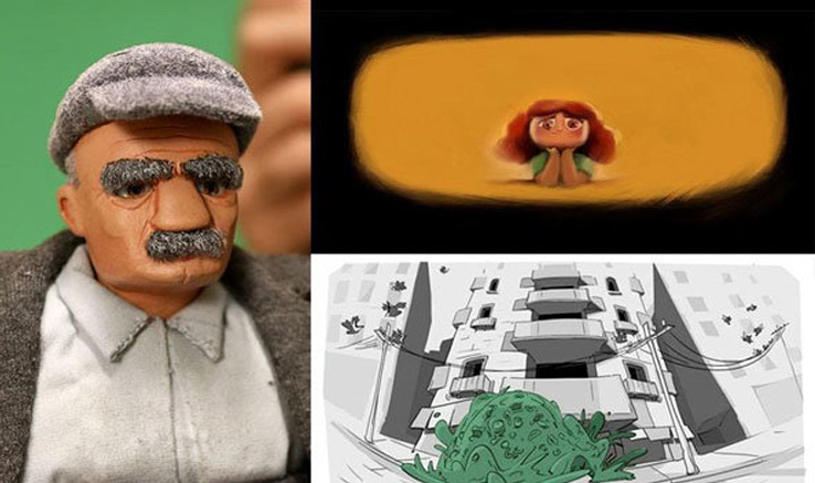 سه انیمیشن کوتاه ایرانی در جشنواره کوُزوو