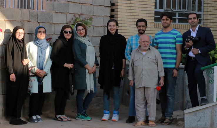 برگزاری اردوی عکاسی در آباده