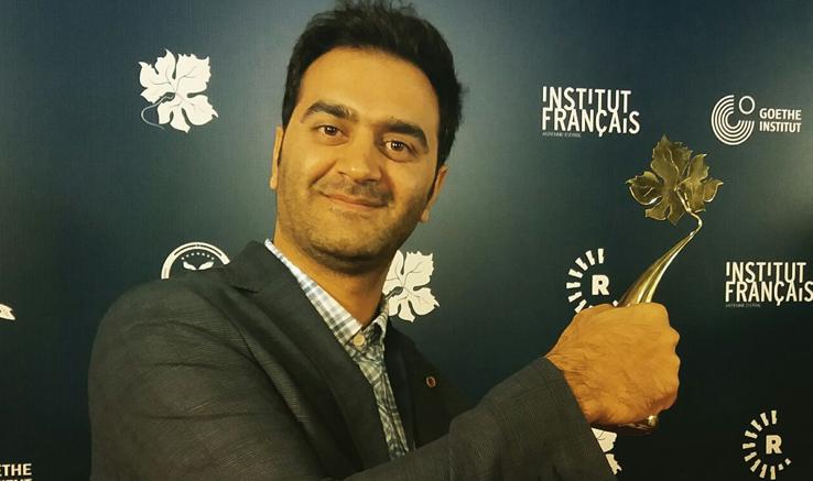 جایزه بزرگ بهترین فیلم جشنواره« دهوک» به «آلان» رسید