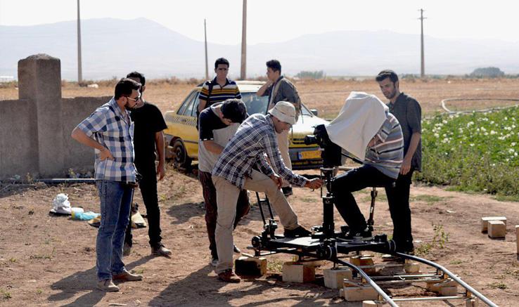 تولید فیلم کوتاه داستانی«غبار» در خدابنده