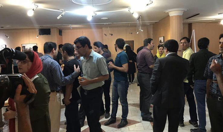 آغاز بهکار بیستودومین هفته فیلم و عکس نیشابور/ نمایشگاه عکس«تجلی نور» افتتاح شد