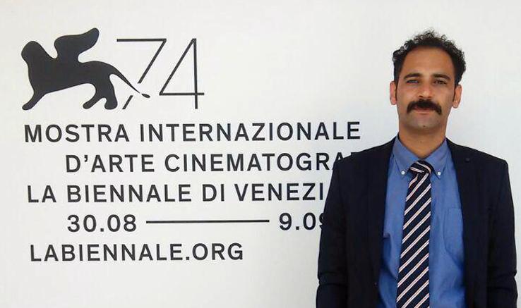 در حاشیه جشنواره فیلم ونیز؛ جایزه Mutti ایتالیا به یک فیلمساز ایرانی تعلق گرفت