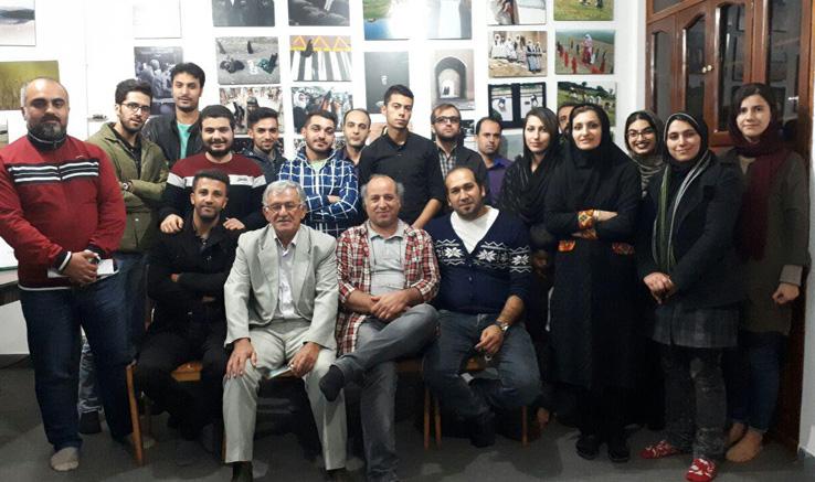 برگزاری کارگاه «فیلمسازی در شرایط سخت» در تالش