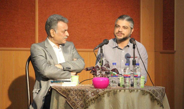 درقزوین برگزارشد:  کارگاه «نویسندگی خلاق» و بررسی رمان «آناتومی افسردگی»