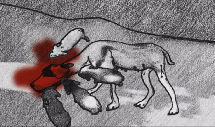 ساخت انیمیشن کوتاه «سگ و بچه» در انجمن سینمای جوانان لاهیجان