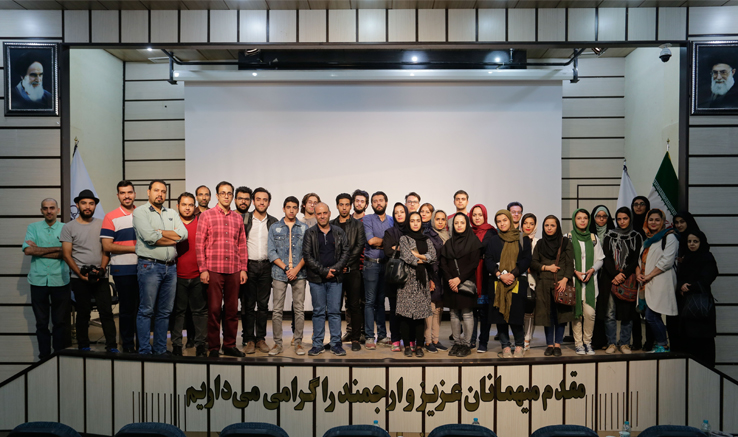 نشست عکاسی « آئینی » در مشهد