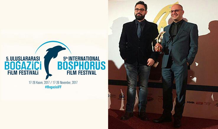 بهترین فیلم بخش بینالملل جشنواره Bosphorus ترکیه «روتوش» شد